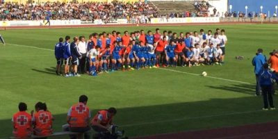 El jugador español de 26 años murió al sufrir un infarto en pleno partido Foto:Youtube: elmundo deportivo24