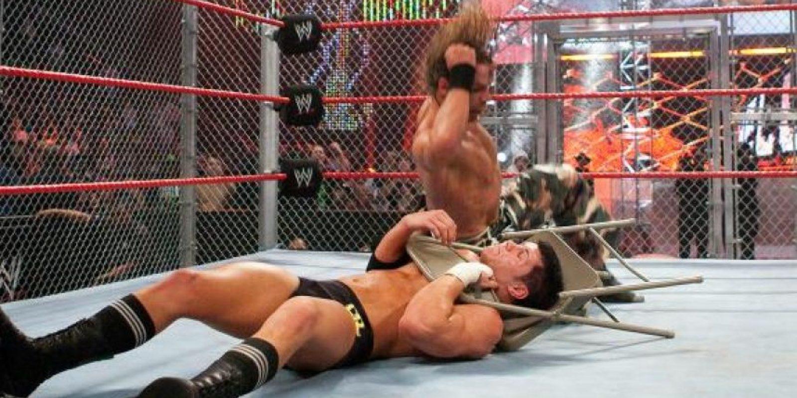 También era fan de Shawn Michaels Foto:WWE