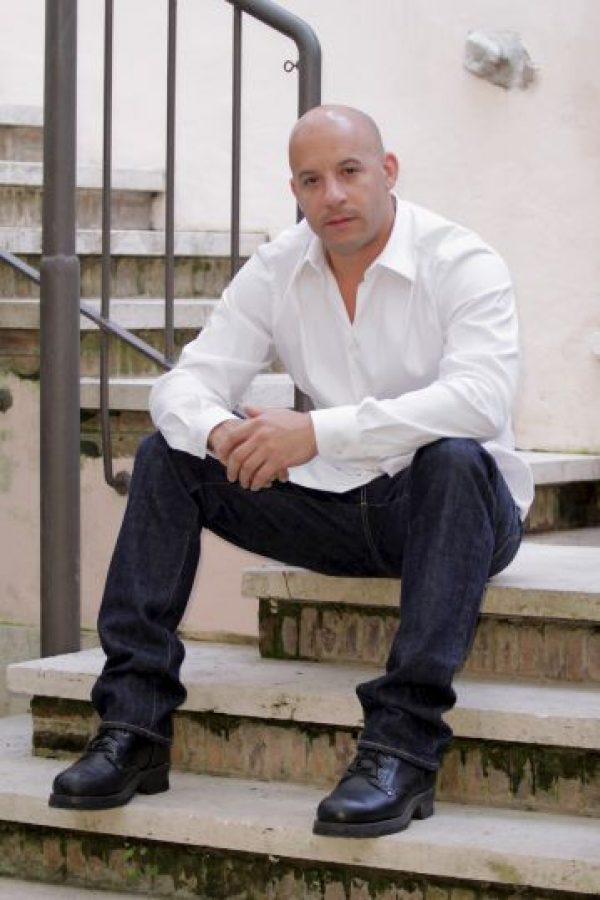 El actor Vin Diesel Foto:Getty Images