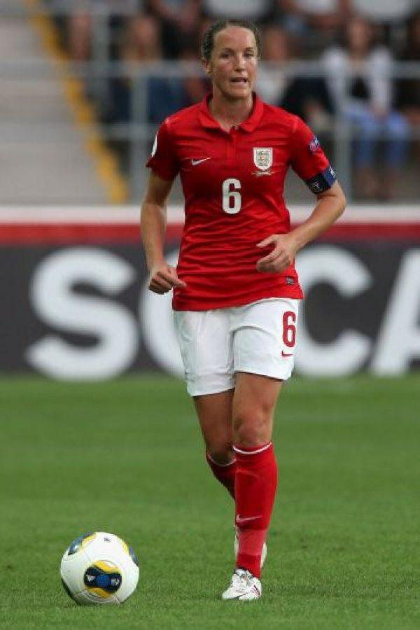Casey Jean Stoney fue la capitana de la Selección británica durante los Juegos Olímpicos de 2012. Foto:Getty Images