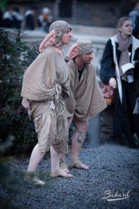 También hay elfos Foto:Facebook/ John-Paul Bichard