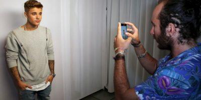 Bieber se convirtió en el primer artista en tener siete sencillos de un álbum debut en la Billboard Hot 100 Foto:Getty Images