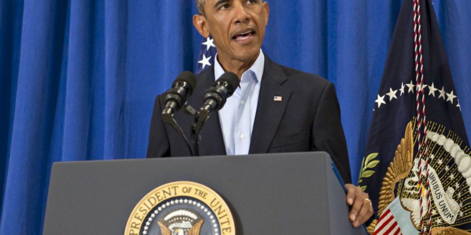 Dicha coalición está liderada por Estados Unidos. Foto:Getty