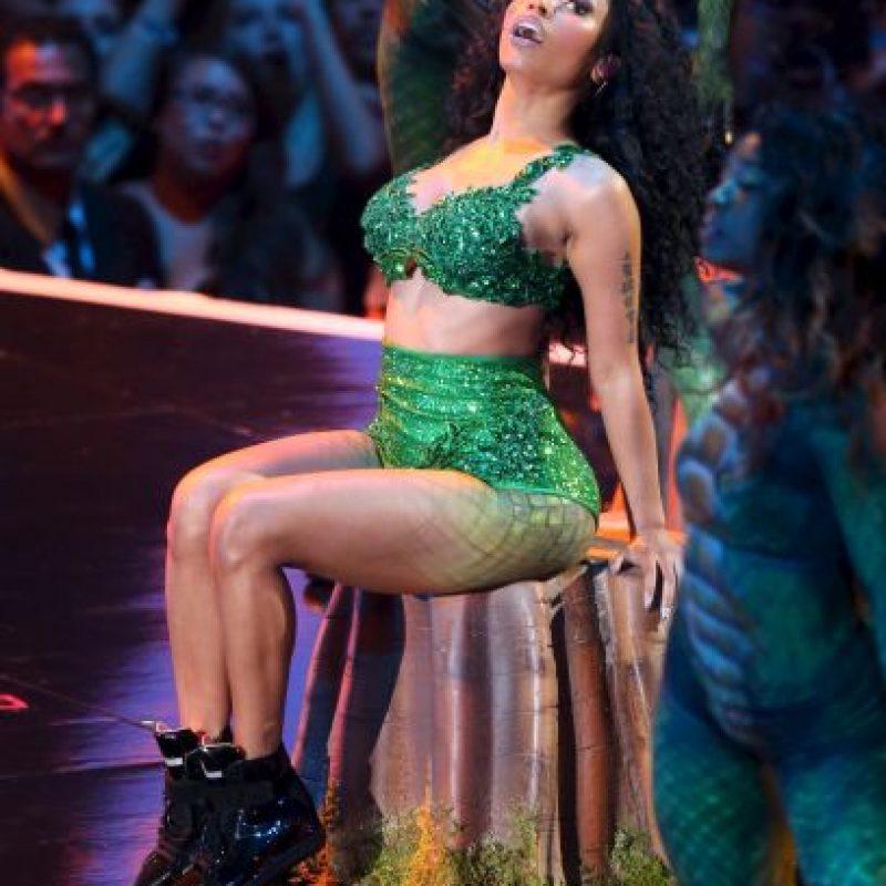 Es una rapera, cantante, actriz y compositora Foto:Getty Images