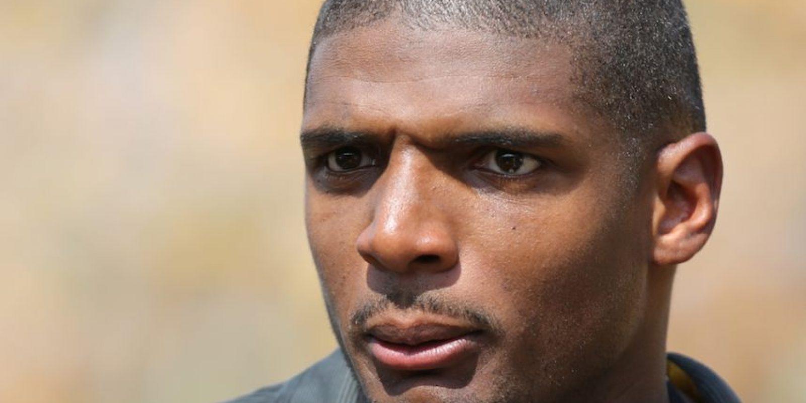 Michael Sam – Jugador estadounidense de la NFL. Foto:Getty Images