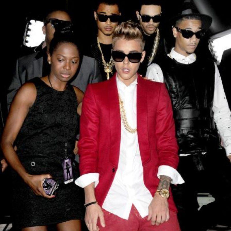 En 2008 un ejecutivo de la industria de la música, llamado Scooter Braun, descubrió a Bieber cuando lo vio accidentalmente en unos videos en YouTube Foto:Getty Images