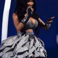 A mediados de 2009, Minaj firmó un contrato con la discográfica Young Money Entertainment Foto:Getty Images