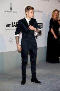 """El lanzamiento fue seguido por el de su álbum debut """"My World"""" Foto:Getty Images"""