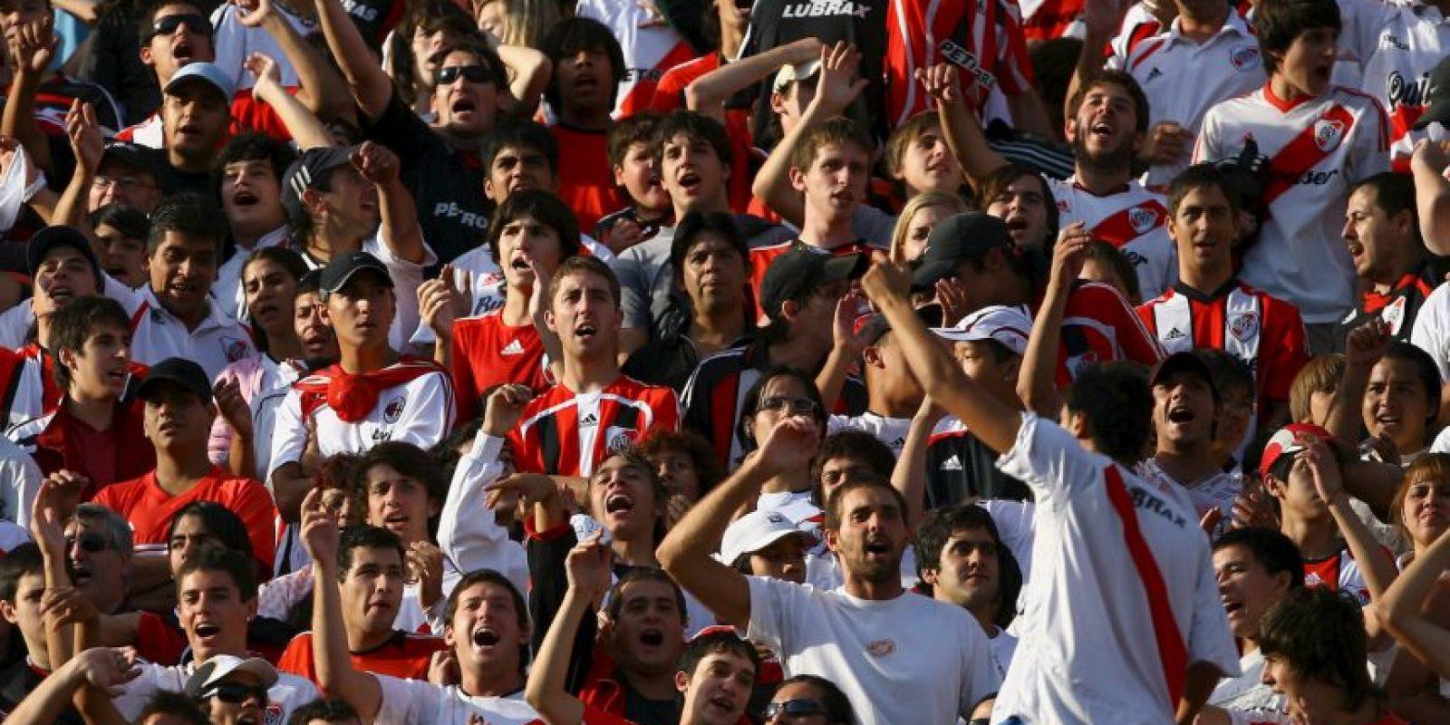 La primera Libertadores la ganaron en 1986 Foto:Twitter: @CARPoficial
