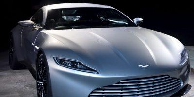 Este es el nuevo automóvil de James Bond Foto:AFP