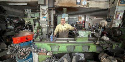 Abou Georges, de Beirut Foto:Vladimir Antaki