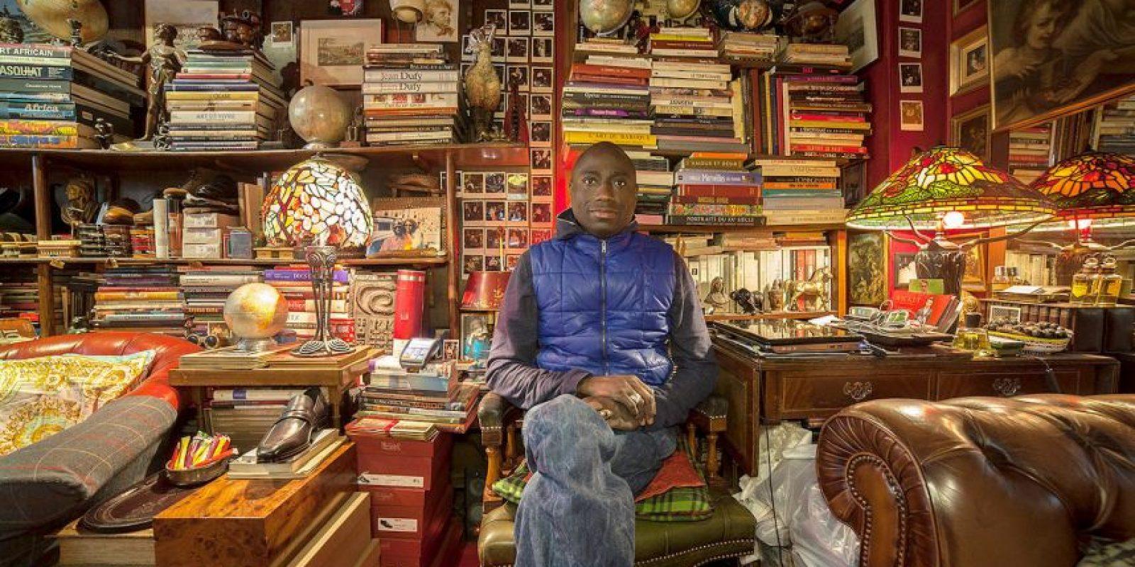 Baba, de París Foto:Vladimir Antaki