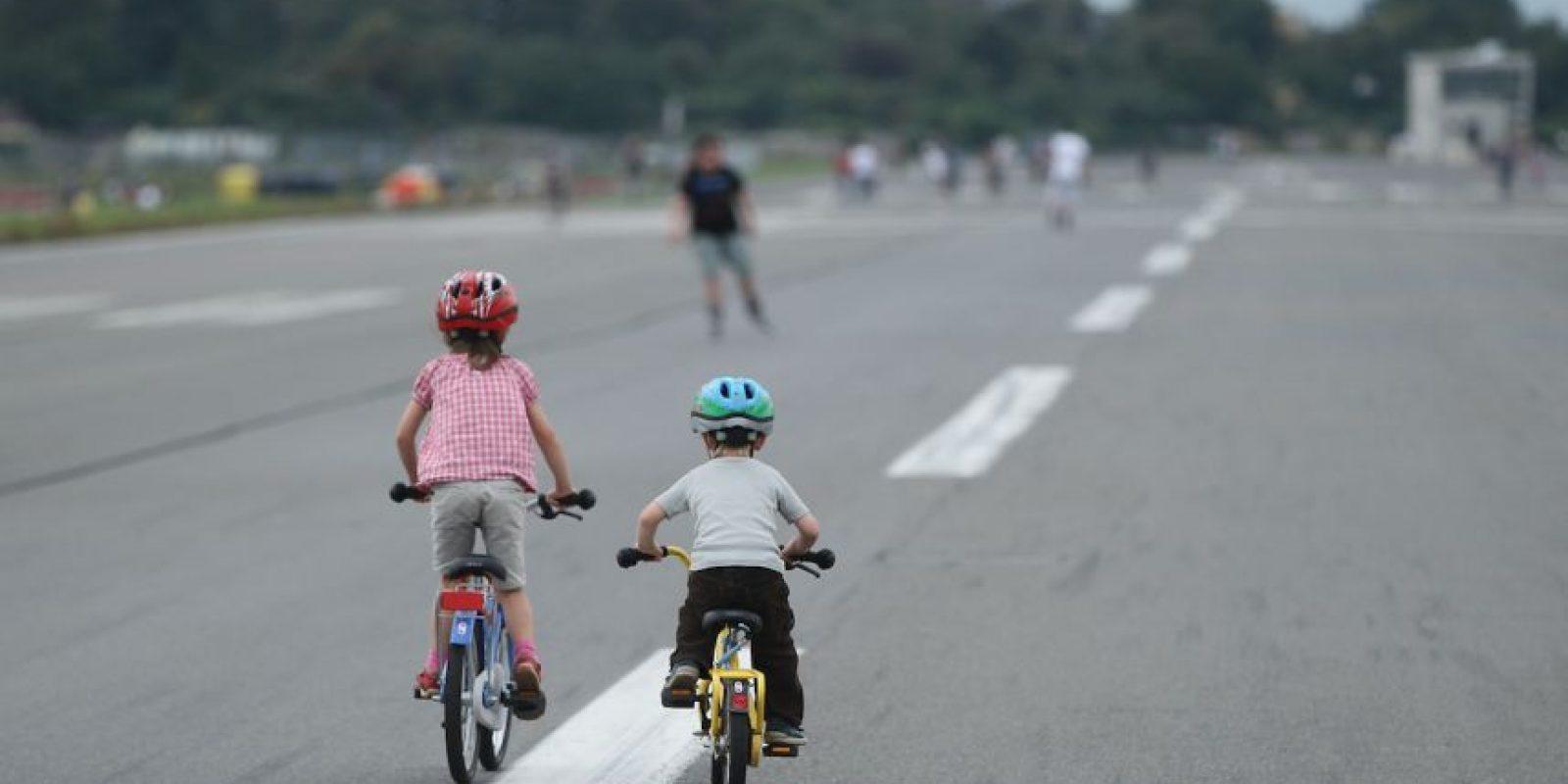 Según los reportes de la polícía, ni la carretera, ni la bicicleta o algún vehículo fue la causa del trágico accidente que terminó con la vida de Peter Foto:Getty Images