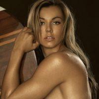 Nicole Reinhardt para Playboy. Foto:Playboy