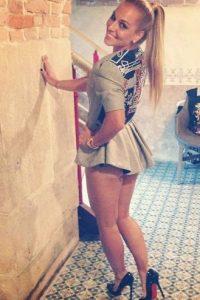 La tenista eslovaca Dominika Cibulková tiene 25 años de edad. Foto:instagram.com/domicibulkova