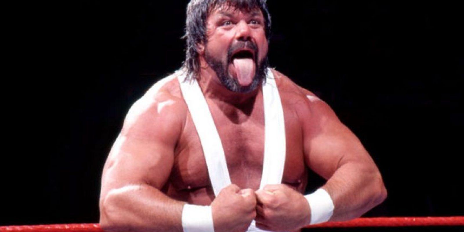 """Dr Death"" Steve Williams Foto:WWE"