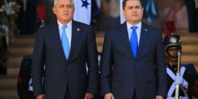 FOTOS: Guatemala reafirma trabajo contra el contrabando con Honduras
