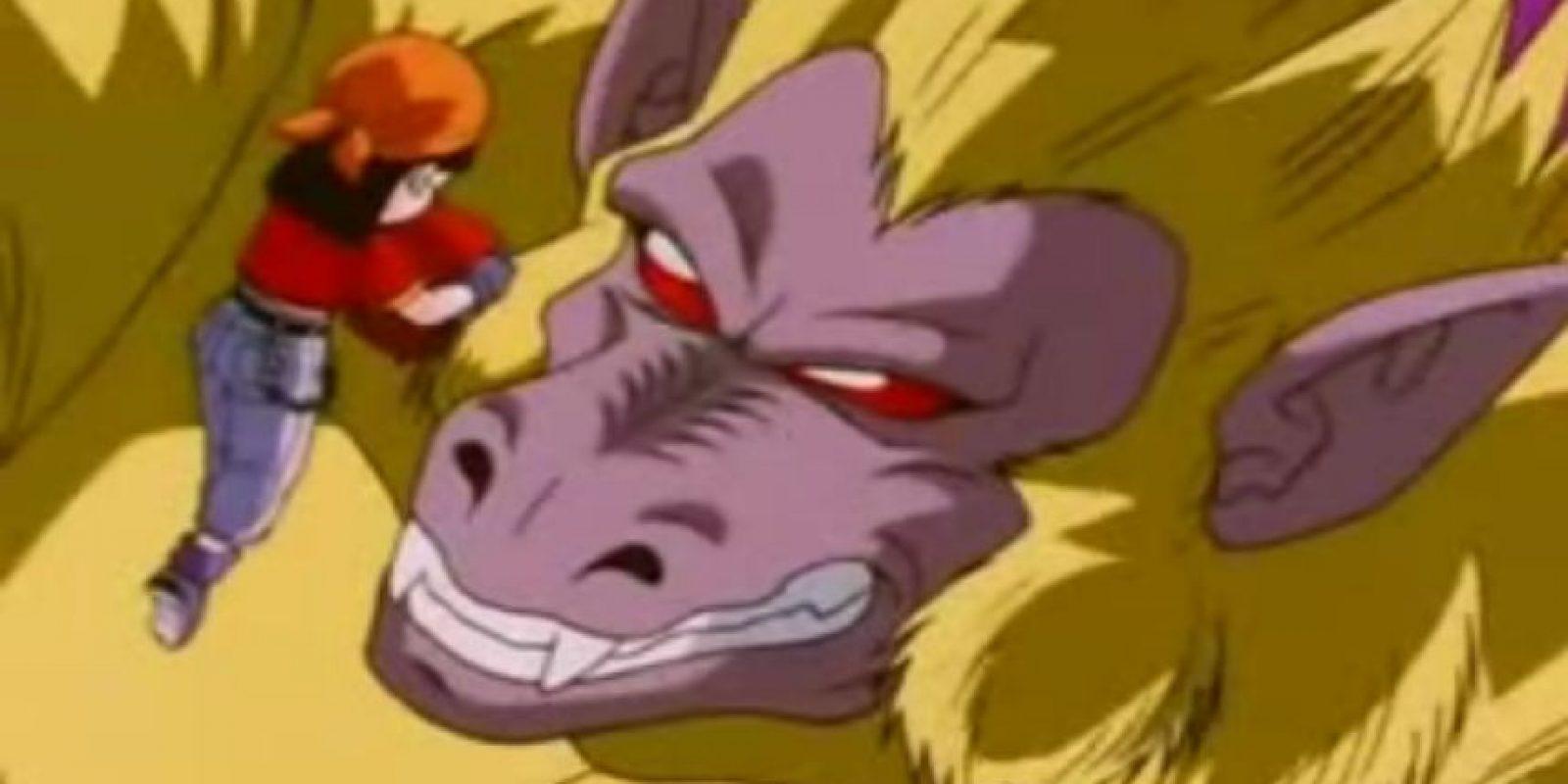 El Ozaro dorado tiene más poder que el Super Sauiyajin 3 Foto:Wikipedia