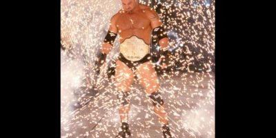 Se declara admirador de Goldberg Foto:WWE