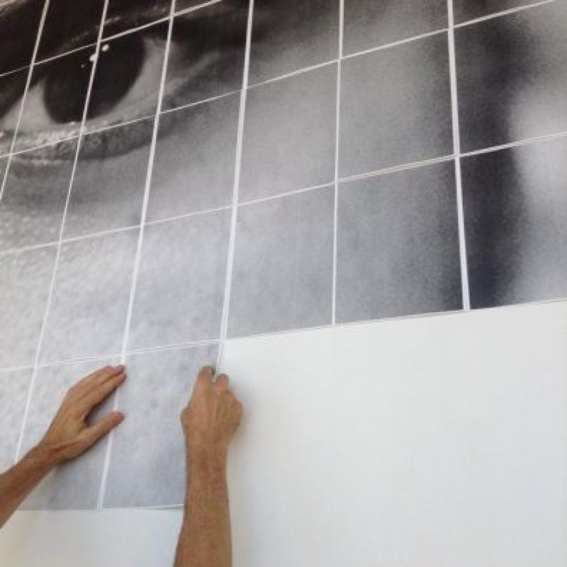 """En enero de este año Hernández Javier participó en una exposición colectiva en el Art Center / South Florida"""" Foto:Cortesía Eny Roland Hernández Javier"""