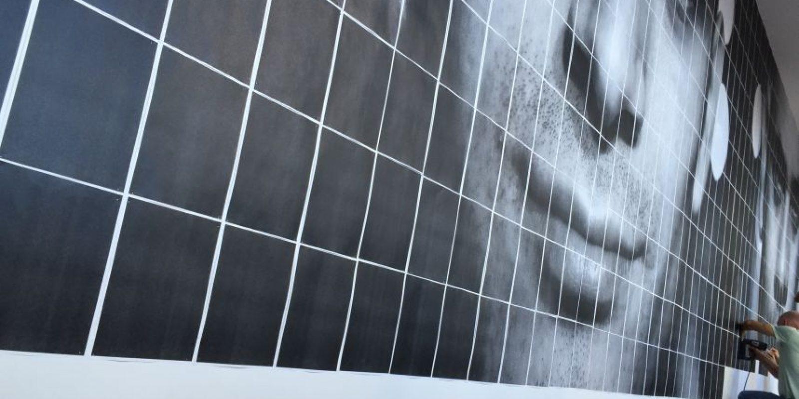 """El proyecto ha podido ser llevado a cabo con el apoyo de la Fundación Rozas Botrán Guatemala y """"Art Center / South Florida"""" Foto:Cortesía Eny Roland Hernández Javier"""