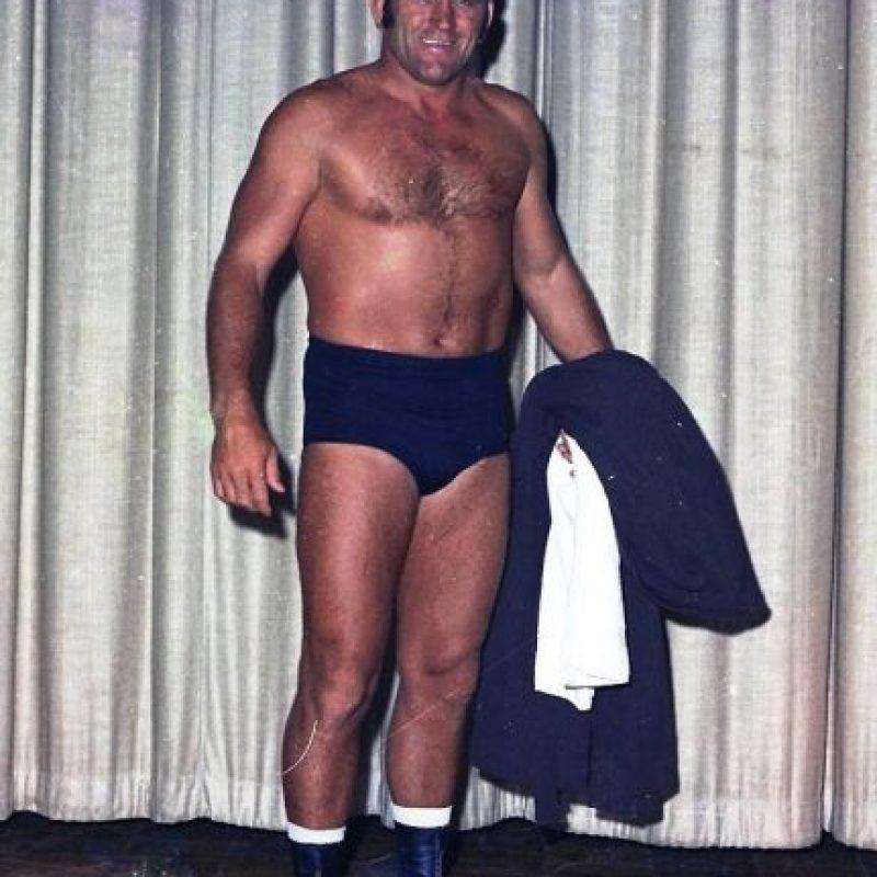Y Danny Hodge fueron sus ejemplos a seguir Foto:WWE