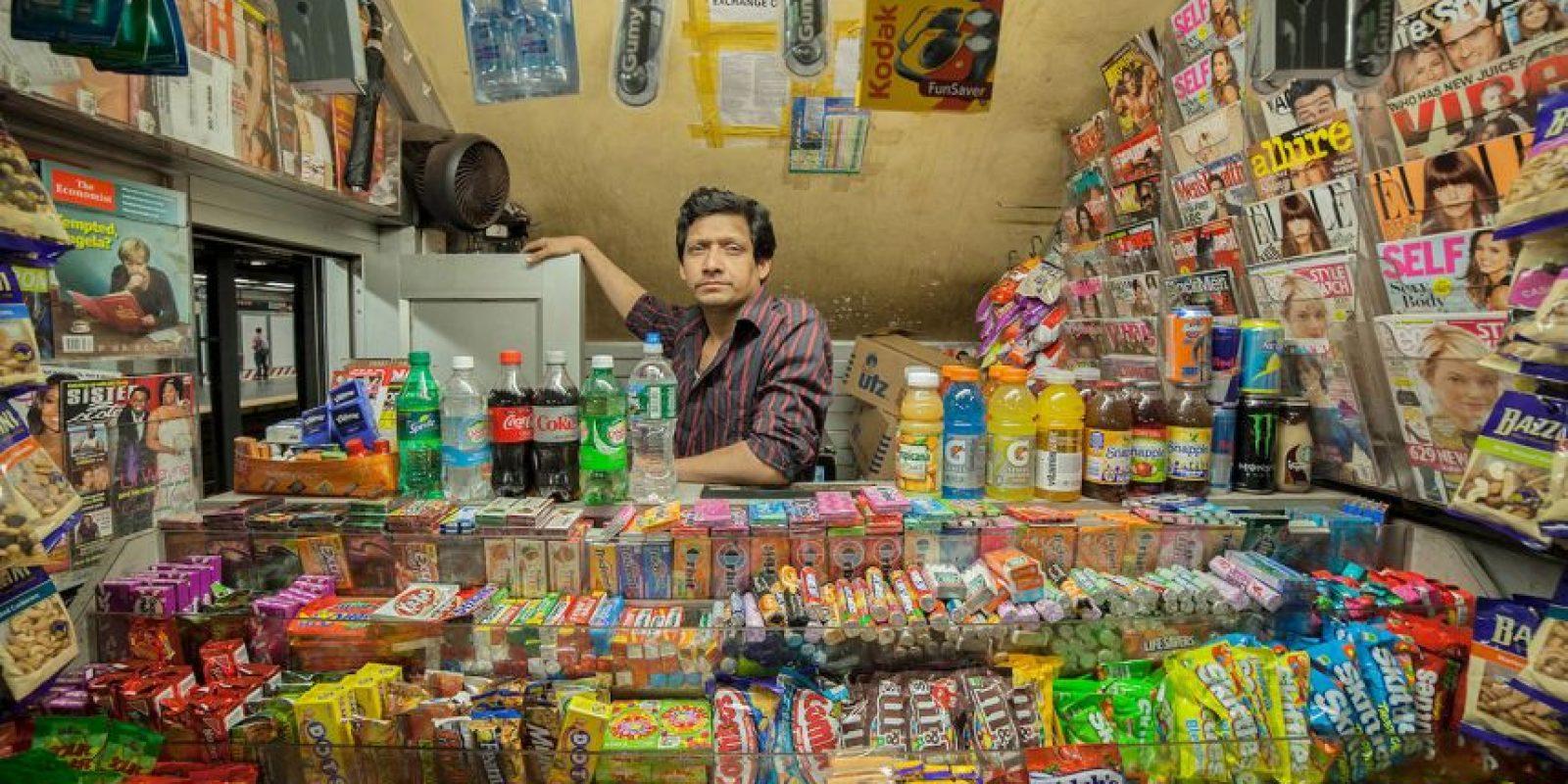 Jainul, de Nueva York Foto:Vladimir Antaki