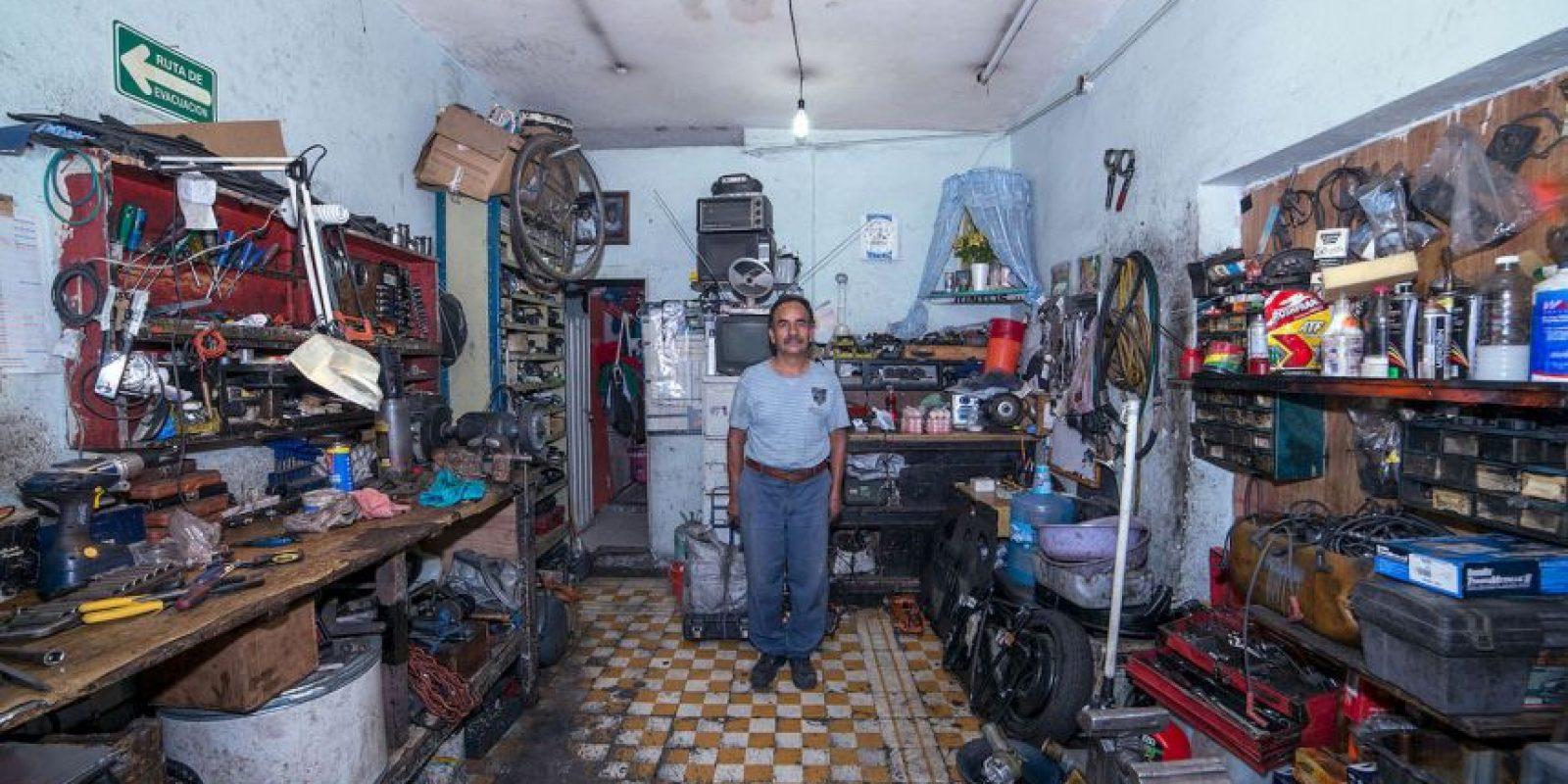 Juan, de México Foto:Vladimir Antaki