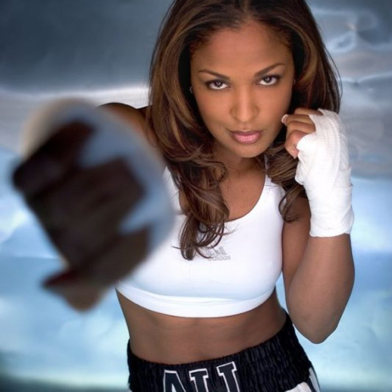 Laila Ali Foto: Instagram: @thereallailaali