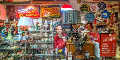 Marie, de Montreal Foto:Vladimir Antaki