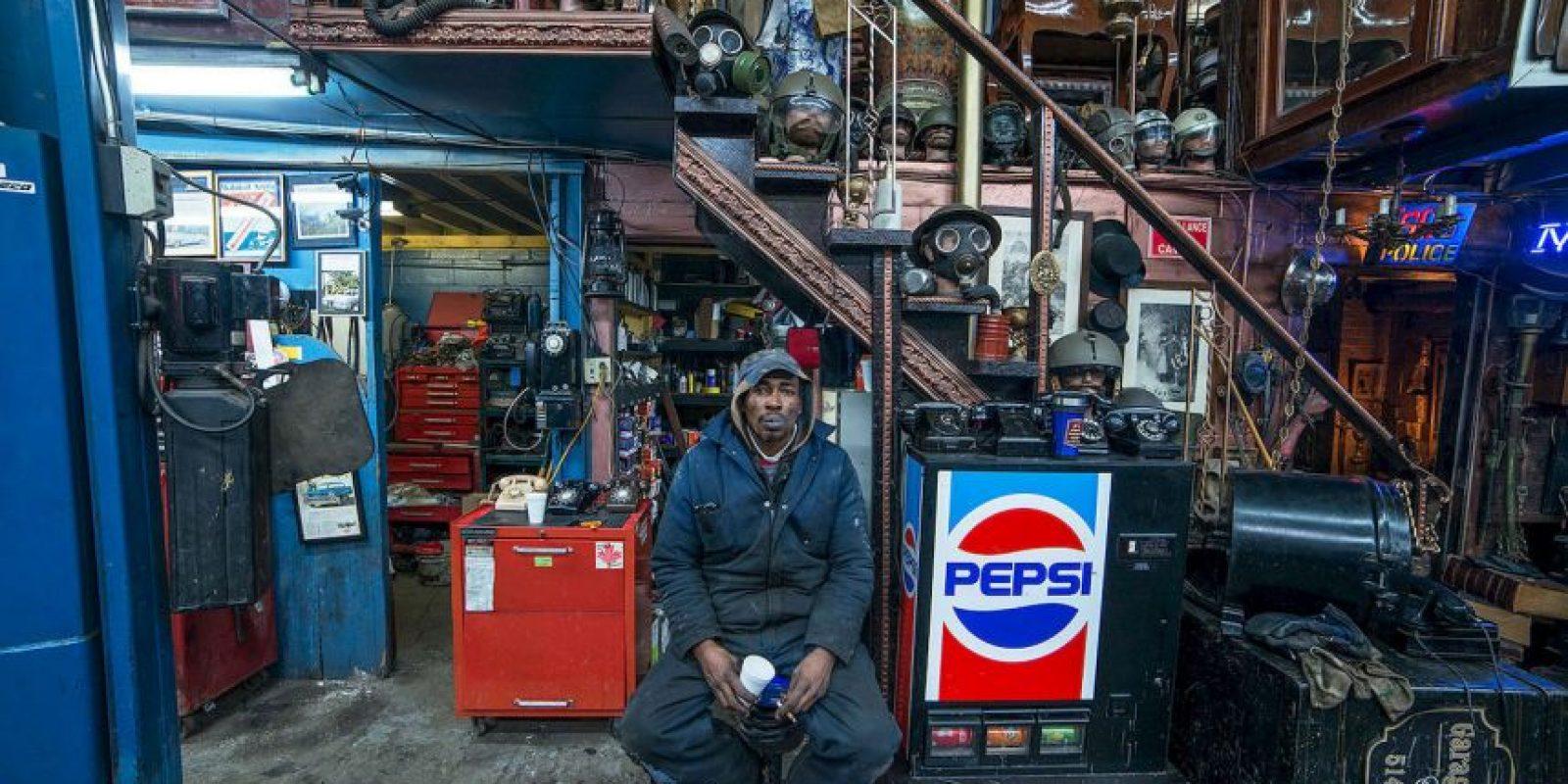 Mark, de Montreal Foto:Vladimir Antaki
