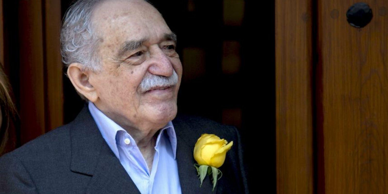 El escritor colombiano murió el 17 de abril en su casa en la Ciudad de México. Foto:AP