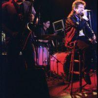 Saxofonista estadounidense colaboró durante los años 80 con The Rolling Stones. Foto:AP
