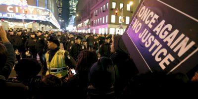 Violencia policial, ¿problema de negros y latinos en Estados Unidos?