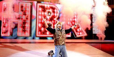 Se sentía identificado con Shawn Michael Foto:WWE