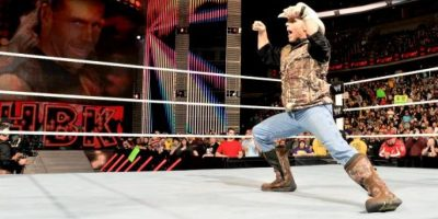 Era seguidor de Shawn Michaels, por su ego y personalidad Foto:WWE