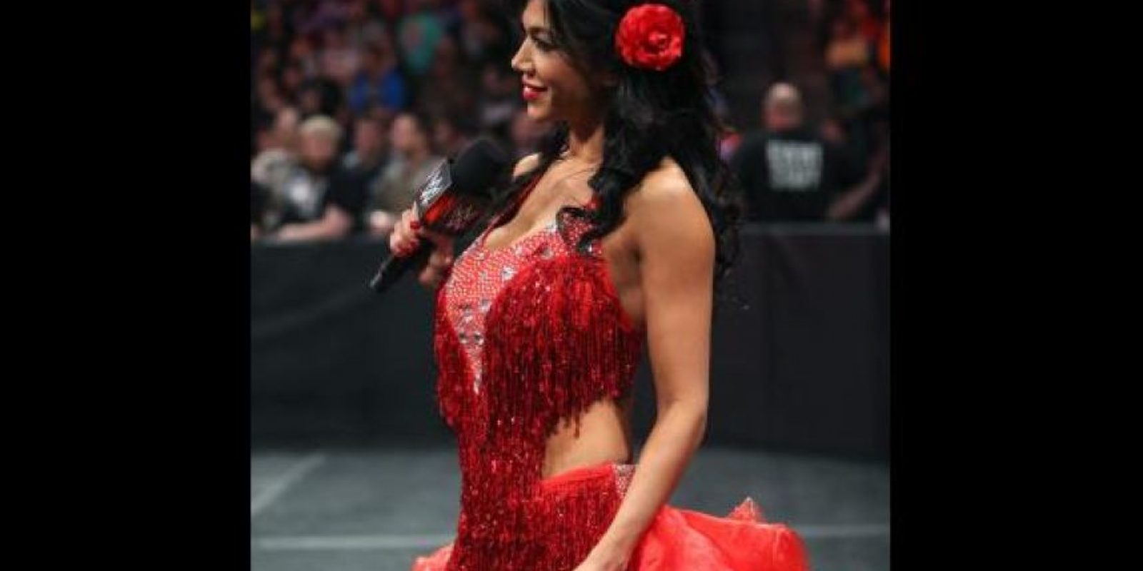 Rosa Mendes Foto:WWE