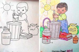 Foto:coloringbookcorruptions.com