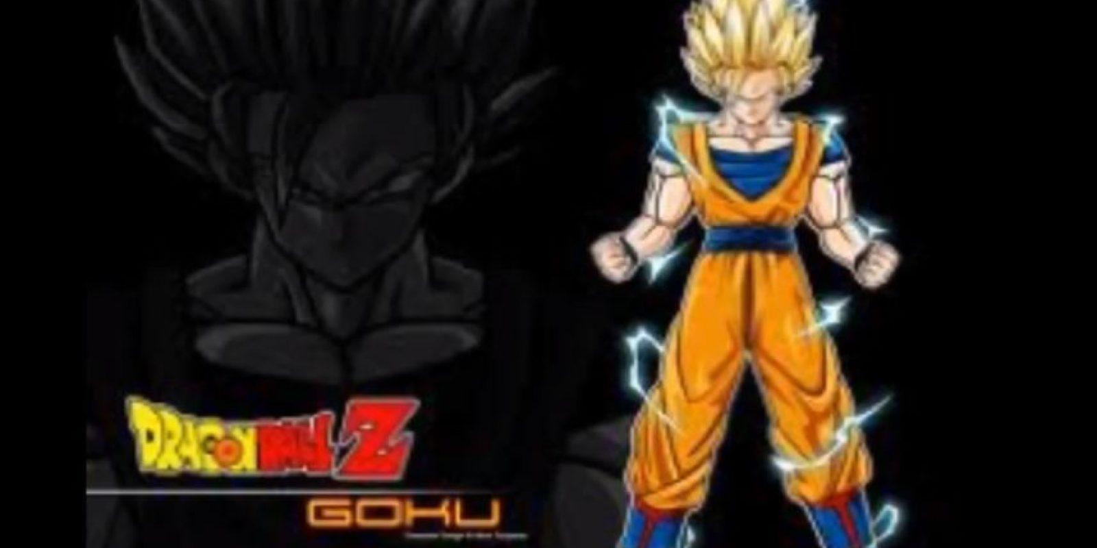El Supersaiyajin fase 2 contaba con más poder y el cabello y aura más grandes Foto:Youtube: Kakaroto Saiyan