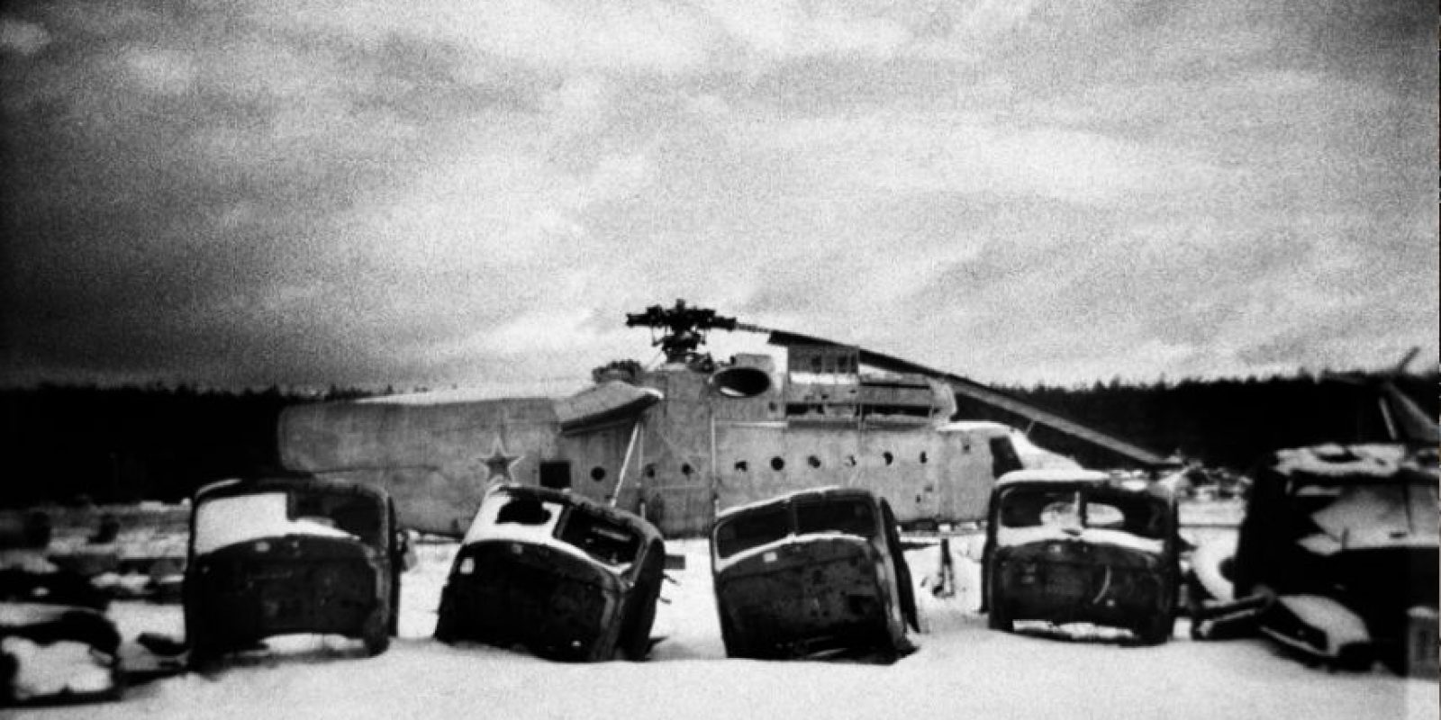 Muchos aún recuerdan el desastre de Chernóbil. Foto:Getty Images