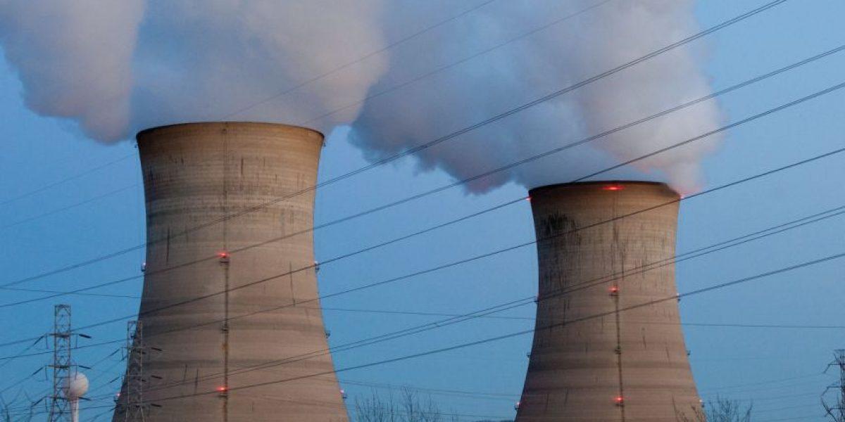 Reportan accidente en central nuclear de Ucrania