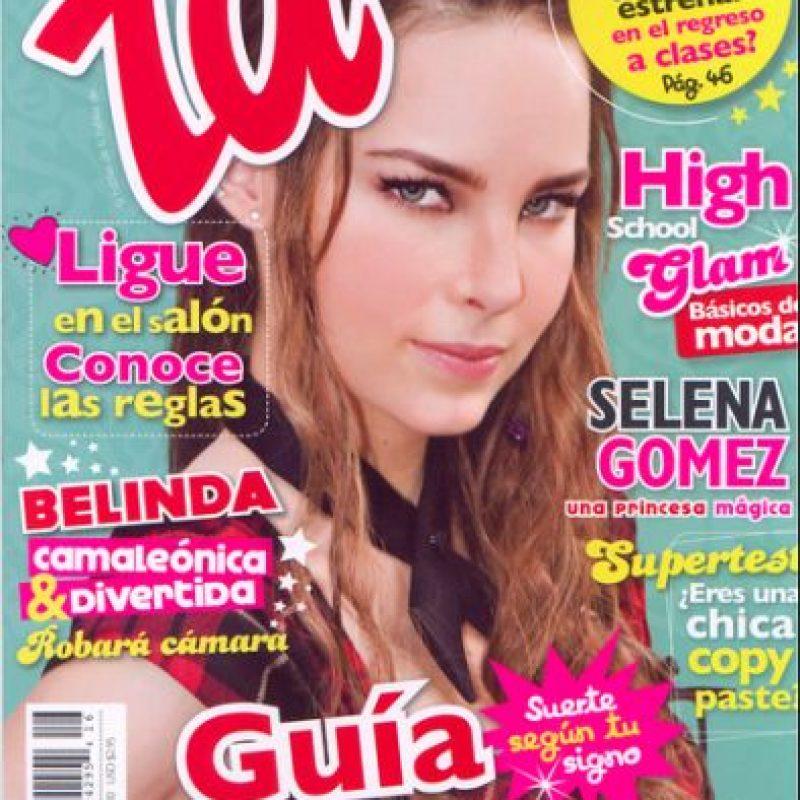 2006, Tú Foto:belindafanspop.com