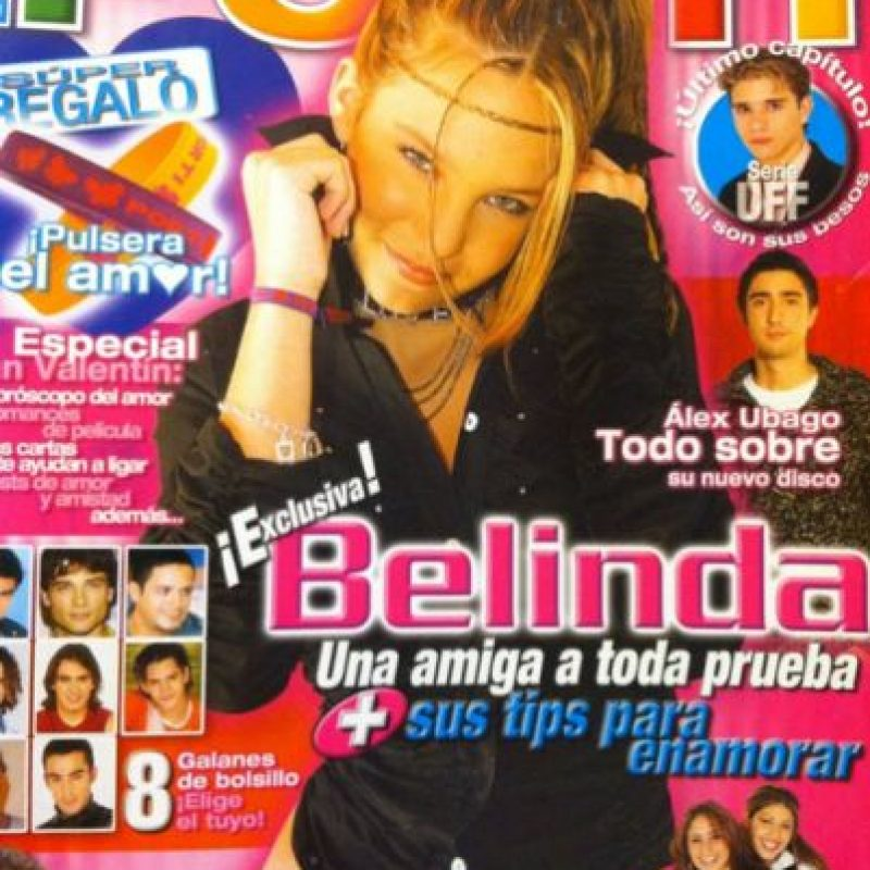 2004, Por Ti Foto:mercadolibre.com