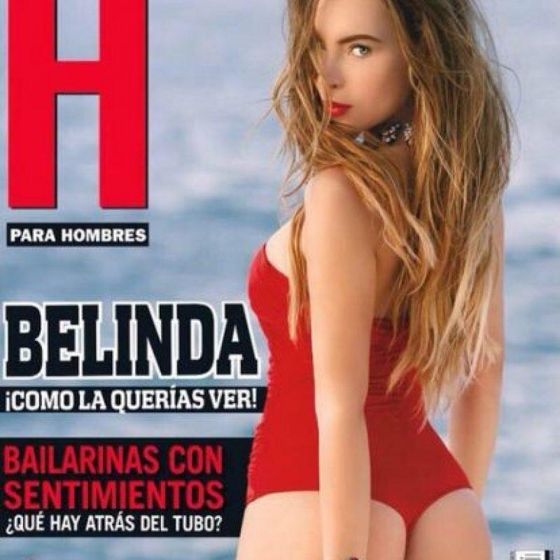 2014, Revista H Foto:Notmusa