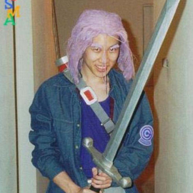 ¿Qué pasó con Trunks? Foto:Unreality Mag
