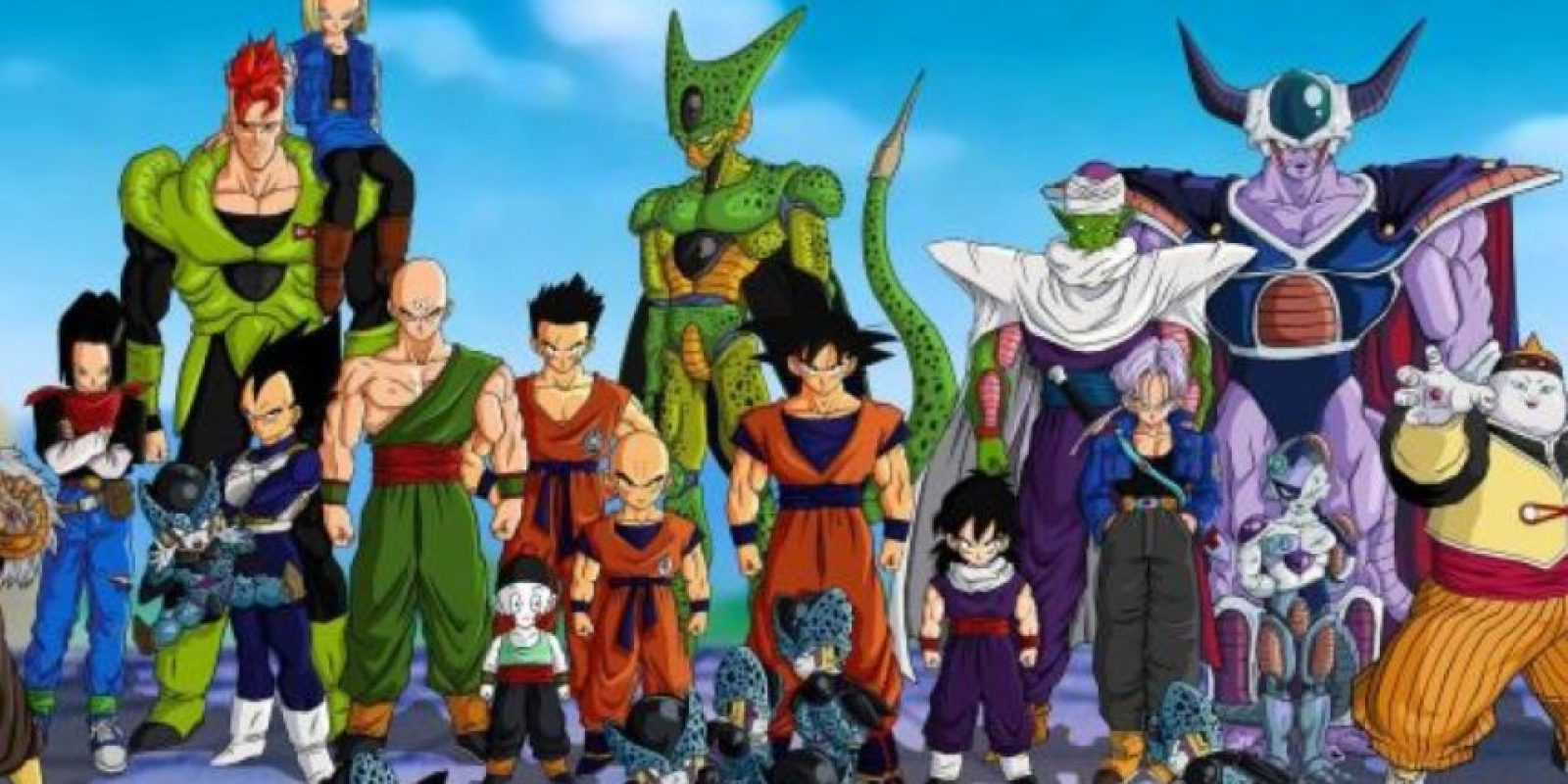 Dragon Ball y todas sus versiones posteriores han sido series de culto en todo el mundo. Acá traemos sus 24 mejores momentos. Foto:Toei
