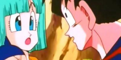 """Bulma se queda sorprendida, ya que quería que fuese """"sorpresa"""". Foto:Toei"""