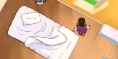 10. Gokú se enferma y se recupera de su enfermedad del corazón. Foto:Toei