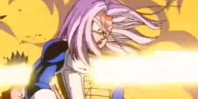 14. Cell mata a Trunks del futuro. Foto:Toei
