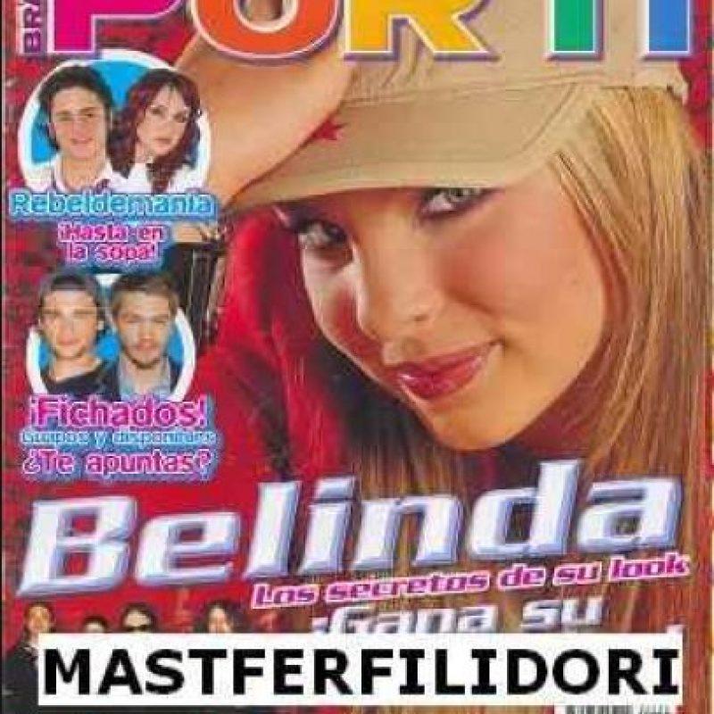 2005, Por Ti Foto:mercadolibre.com